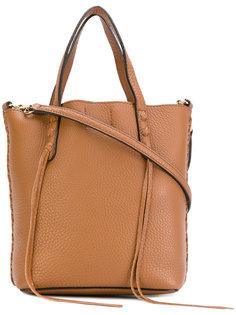мини сумка через плечо с бахромой Rebecca Minkoff