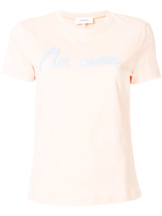 футболка Moi Aussi Carven