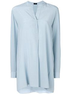 рубашка с планкой на пуговицах Joseph