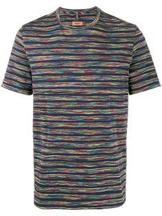 футболка с узором из полосок Missoni