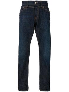 пятикарманные джинсы Selvedge Closed