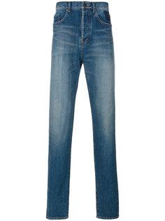 классические джинсы  Saint Laurent
