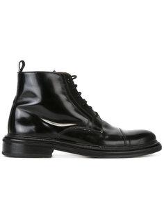 ботинки на шнуровке Ami Alexandre Mattiussi