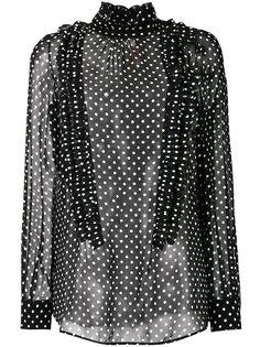 блузка в крапинку  Nº21