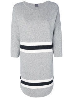 stripe panel jumper dress Lorena Antoniazzi