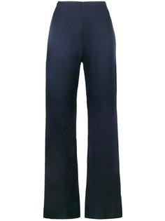высокие широкие брюки Jonathan Simkhai