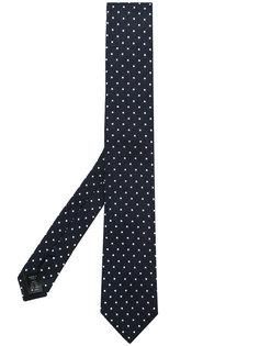 жаккардовый галстук Dolce & Gabbana