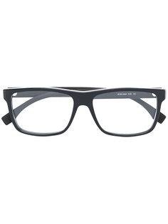 очки в прямоугольной оправе Boss Hugo Boss