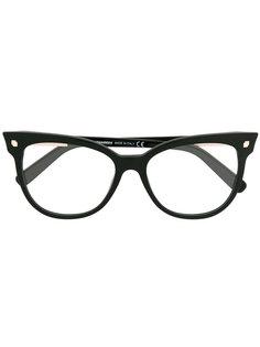 очки в оправе кошачий глаз Dsquared2 Eyewear