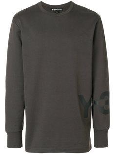 branded sweatshirt Y-3
