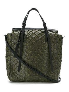 textured bag Osklen