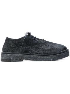 ботинки с фактурной подошвой Marsèll