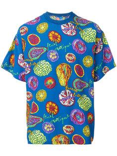 футболка с принтом Fruit Exotique Kenzo Vintage
