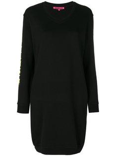 платье-свитер с принтом McQ Alexander McQueen