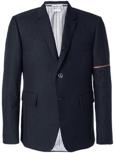 пиджак с лентой на рукаве Thom Browne