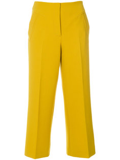 cropped trousers Luisa Cerano