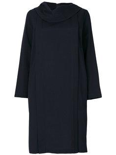 платье с высоким воротом Tricot Comme Des Garçons Vintage