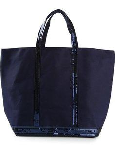 сумка-тоут с вышивкой из пайеток Vanessa Bruno