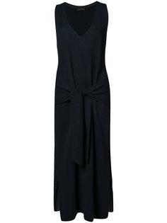 платье с завязками на талии Rag & Bone