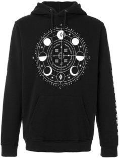 Menel printed hoodie Marcelo Burlon County Of Milan