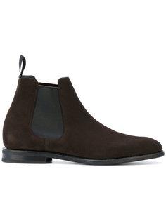 классические ботинки Chelsea Churchs