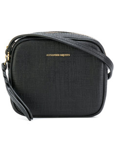 сумка на молнии Alexander McQueen