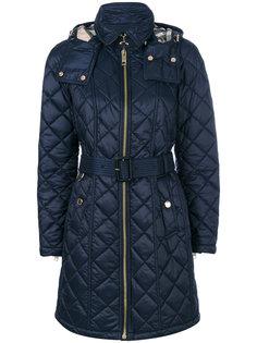 quilted zip coat  Burberry