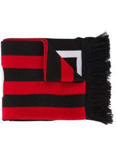 шерстяной шарф с логотипом Givenchy