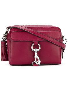 сумка на плечо с застежкой-лобстером Rebecca Minkoff