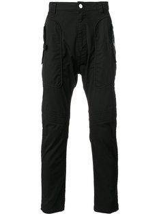 брюки Utility Helmut Lang