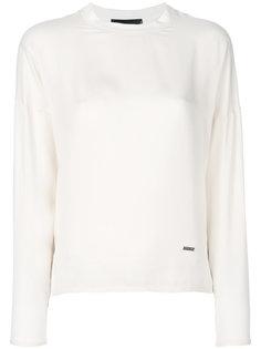 классическая блузка  Dsquared2