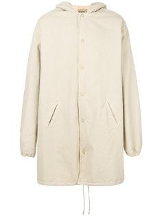 куртка Season 4 с капюшоном Yeezy