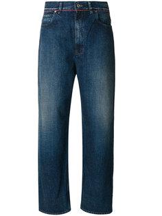 укороченные широкие джинсы Golden Goose Deluxe Brand