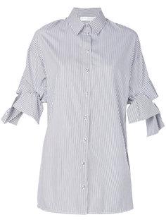 рубашка с бантами на рукавах Victoria Victoria Beckham