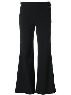 укороченные брюки с завышенной талией Emilio Pucci