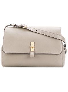 лаконичная сумка-сэтчел Bally