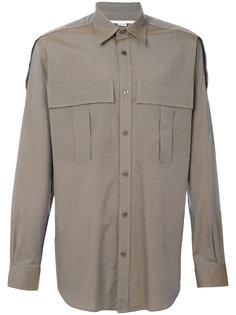 рубашка с нагрудными карманами Stella McCartney