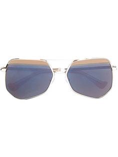 солнцезащитные очки в квадратной оправе Grey Ant