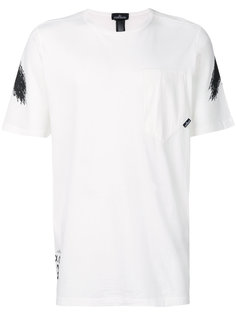 printed T-shirt Stone Island Shadow Project