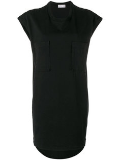 удлиненная футболка Borax с короткими рукавами Drifter