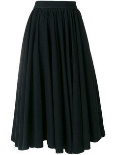 пышная юбка миди Thierry Mugler Vintage