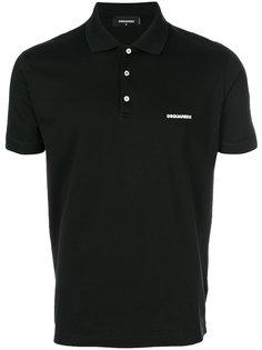 футболка-поло Dsquared2
