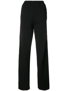 длинные спортивные брюки  Mm6 Maison Margiela