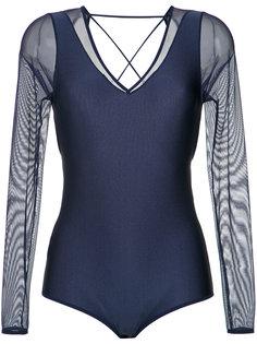 long sleeves body Giuliana Romanno