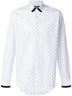классическая рубашка с принтом gancio Salvatore Ferragamo