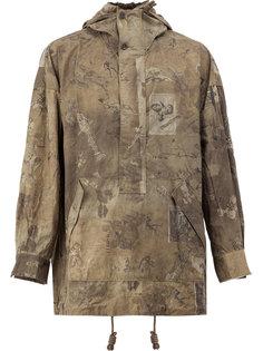 куртка-ветровка Ziggy Chen