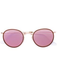 круглые складные очки Ray-Ban