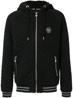 zipped hoodie Philipp Plein