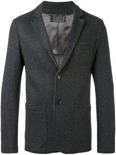 пиджак с необработанными краями Pal Zileri