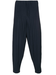 pleated track pants  Homme Plissé Issey Miyake